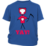 Designs By Clayton - YAY! Kids T-shirt