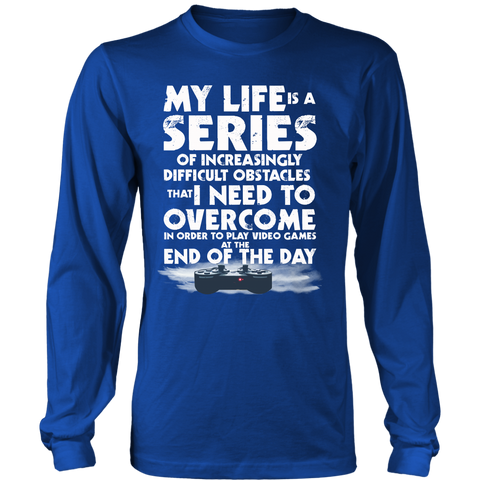 My life Unisex Long Sleeve T