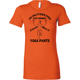 Yoga & Wine Bella Tee