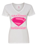 Im A Grandma Whats Your Super Power - Discount Store Pro - 7