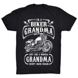 I'm a Biker Grandma. Just Like a Normal Grandma Except Much Cooler - Discount Store Pro - 1