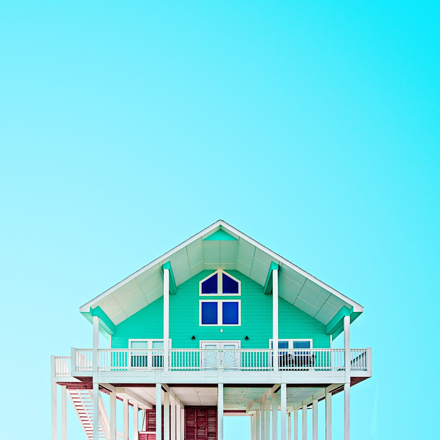Green Beach House