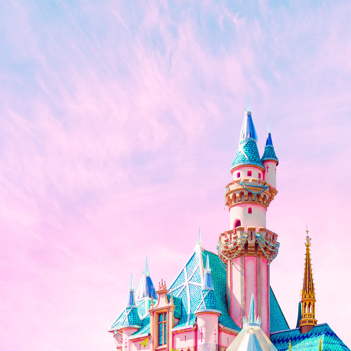 Sparkly Castle
