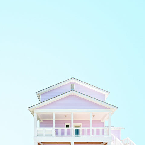Lavender Beach House