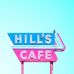 Hill's Cafe