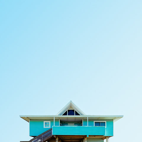 Teal Beach House