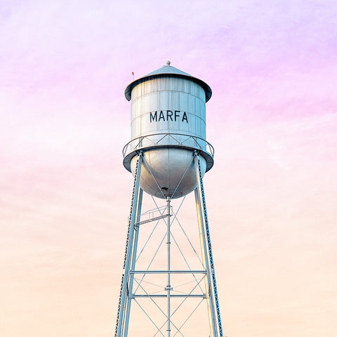 Marfa Water Tower