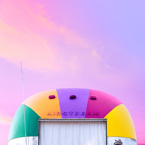 Rainbow Airstream