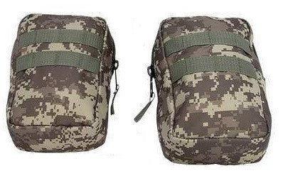 2 Molle Accesory Bags