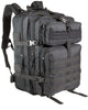 Large Military Tactical MOLLE 45L Backpack With FREE BONUS 2.5L Hydration Bladder Included