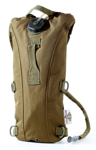 Small Hydration Backpack 2.5 L Water Bladder Included By Monkey Paks™