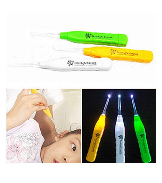 LED Dig Flash Light Wax Remover