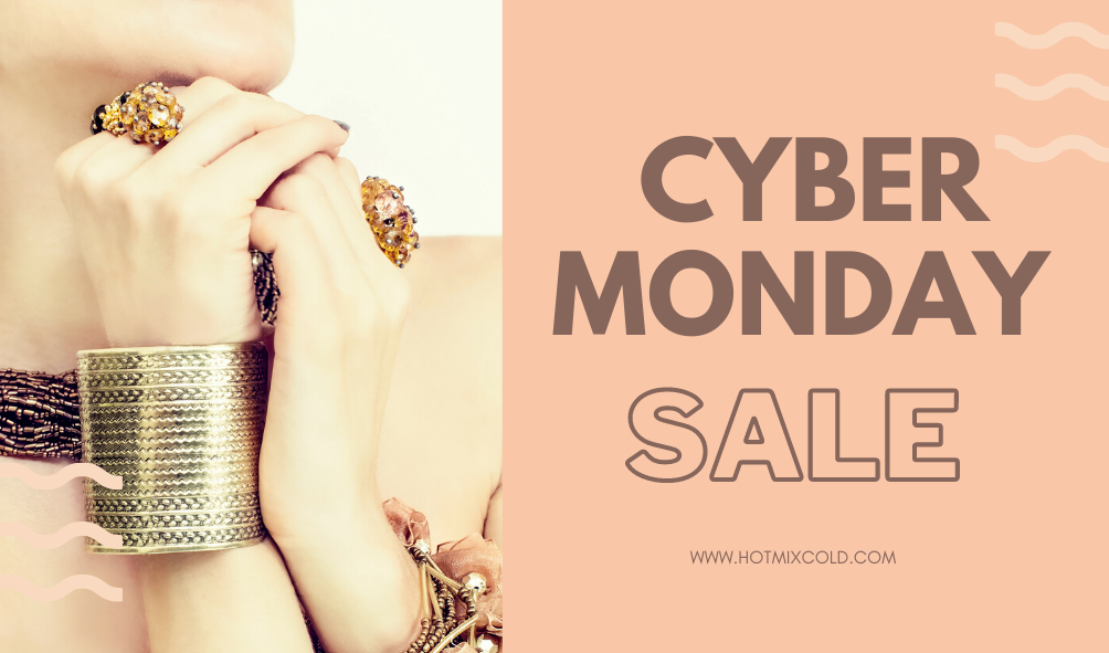 Shop More; Spend Less on Jewelry Cyber Monday Sale