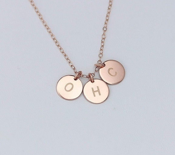 Custom Charms Necklace