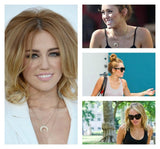 Myley Cyrus Horn Necklace