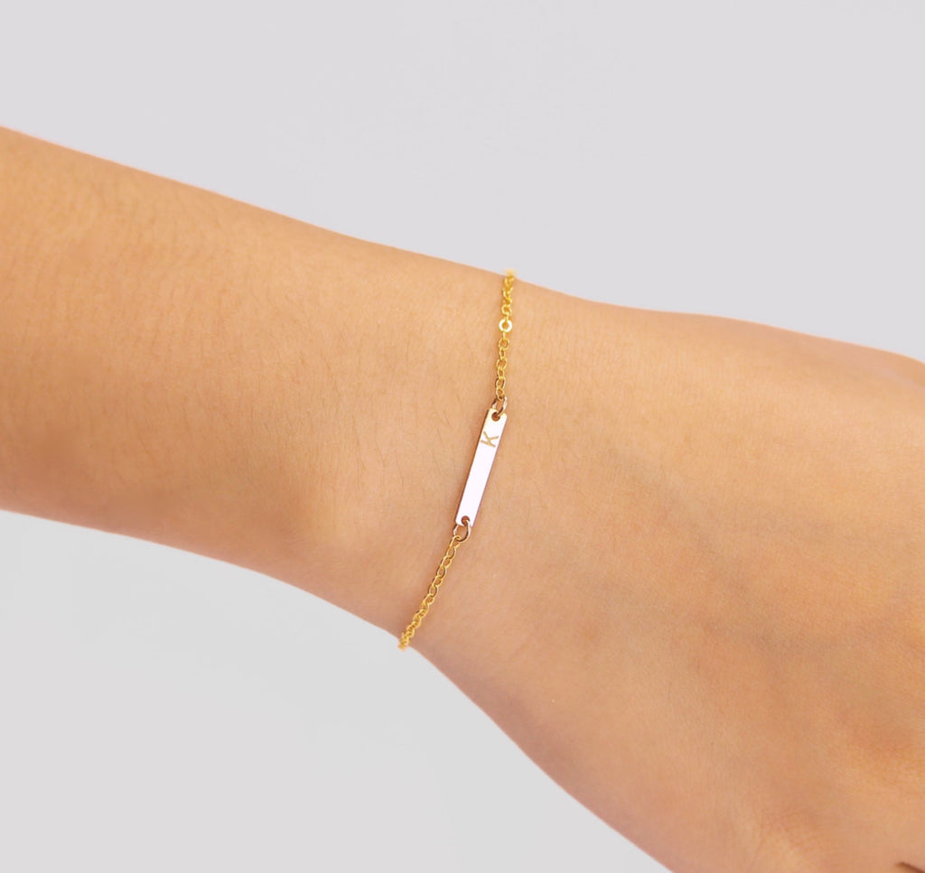 Mini Skinny Bar Bracelet