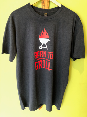 Born To Grill Kettle Shirt