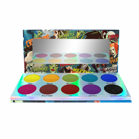 CLASSIC HORROR EYESHADOW PALETTE