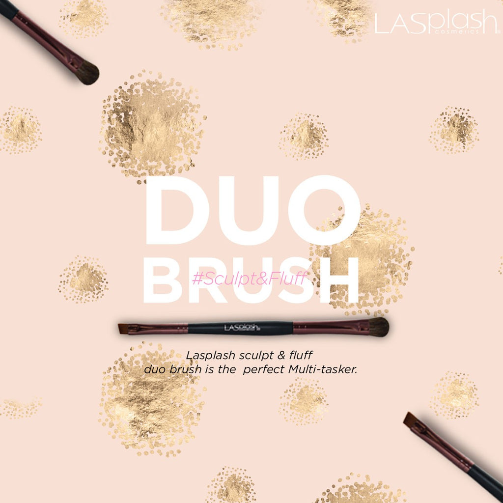 DUO Brush - Sculpt & Fluff