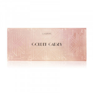 GOLDEN GATSBY GLAM EYESHADOW PALETTE (10 piece)