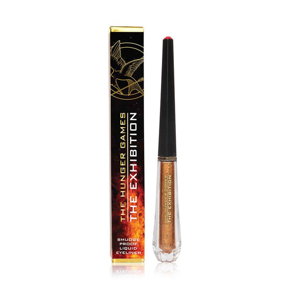 The Hunger Games: The Exhibition Girl on Fire Luminous Liquid Glitter Liner