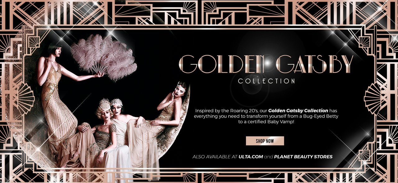 Golden Gatsby Collection