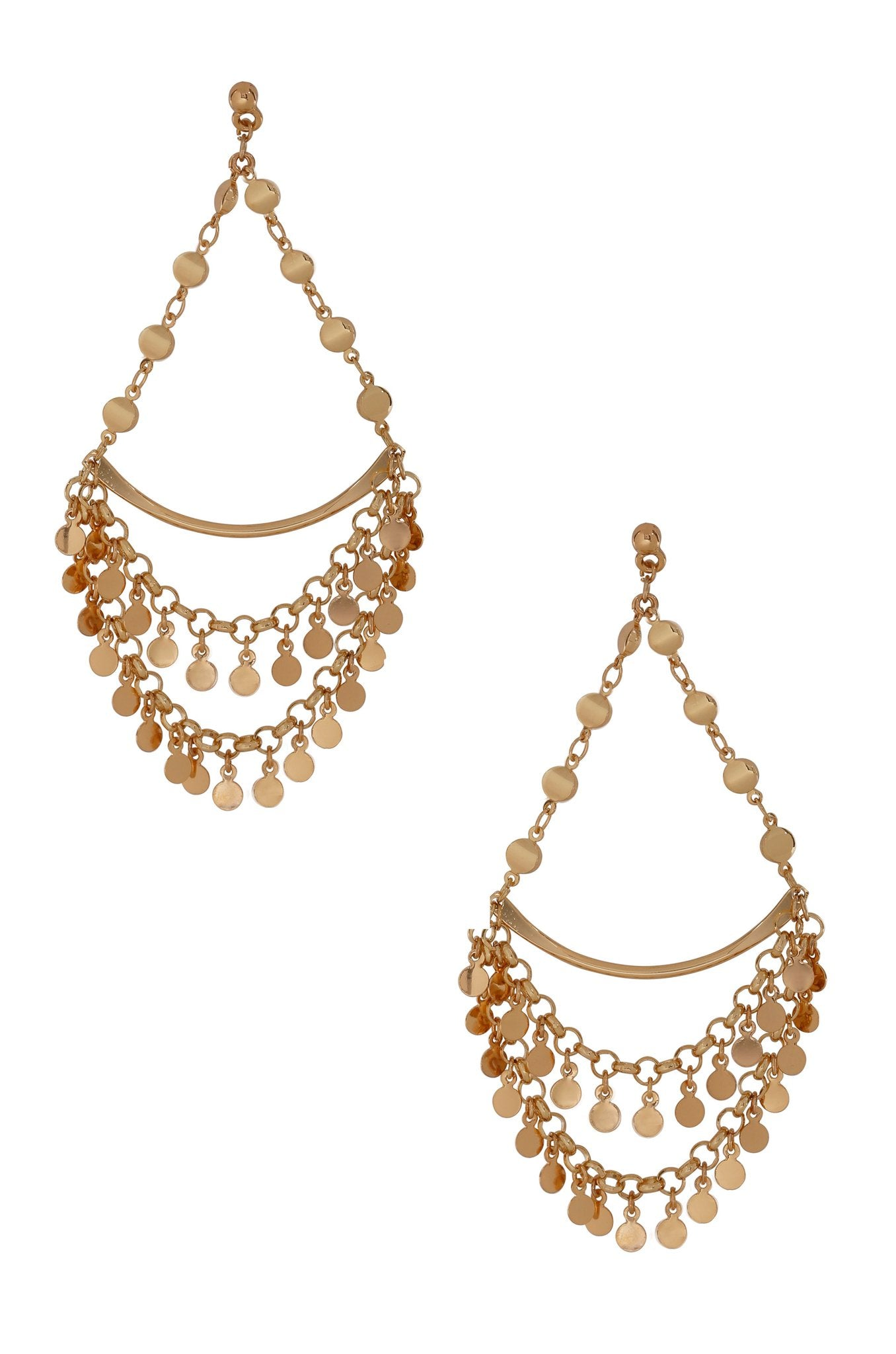 Ettika Med Night Earrings