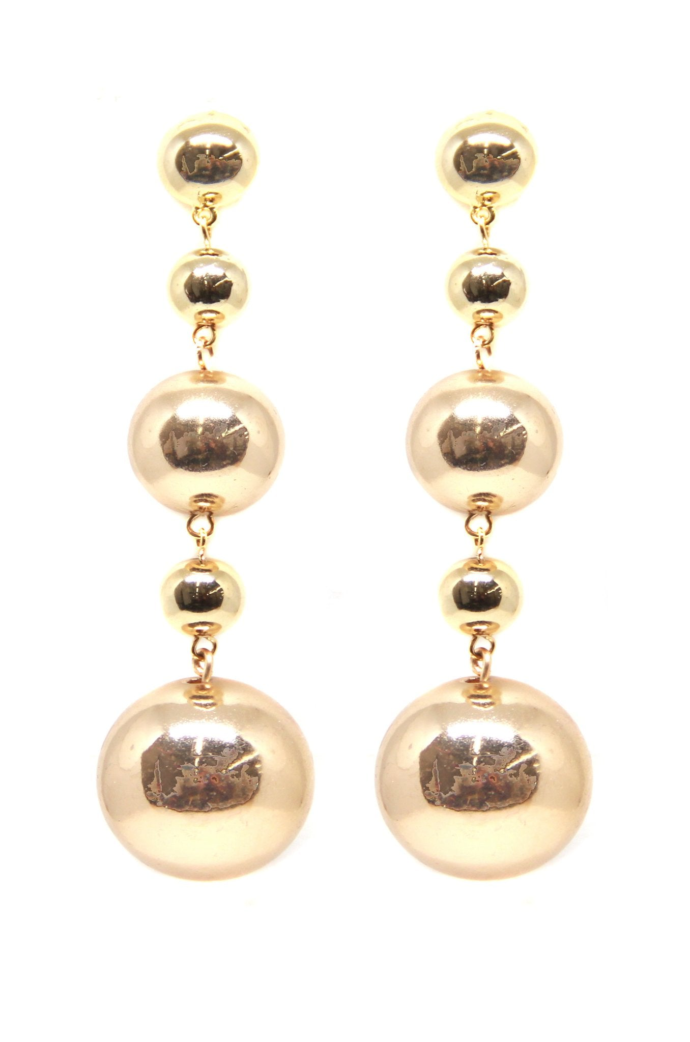 Ettika Universal Sphere Earrings