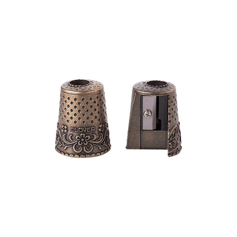 Clover Pencil Sharpener Art No. 4003
