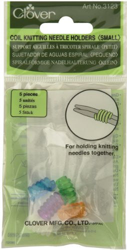 Clover Coil Knitting Needle Holder Art No. 3123 (Small)
