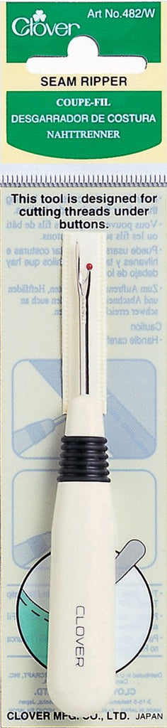 Clover Seam Ripper Art No. 482/W