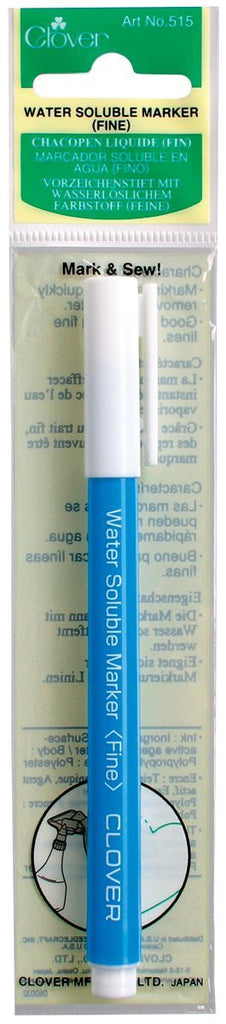 Clover Water Erasable Marker Art No. 515 (Fine)