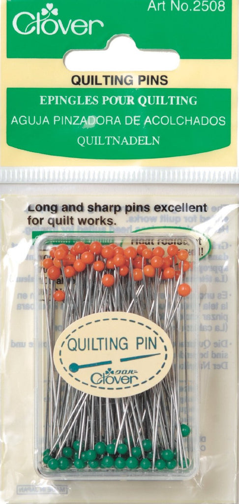 Clover Quilting Pins Art No. 2508