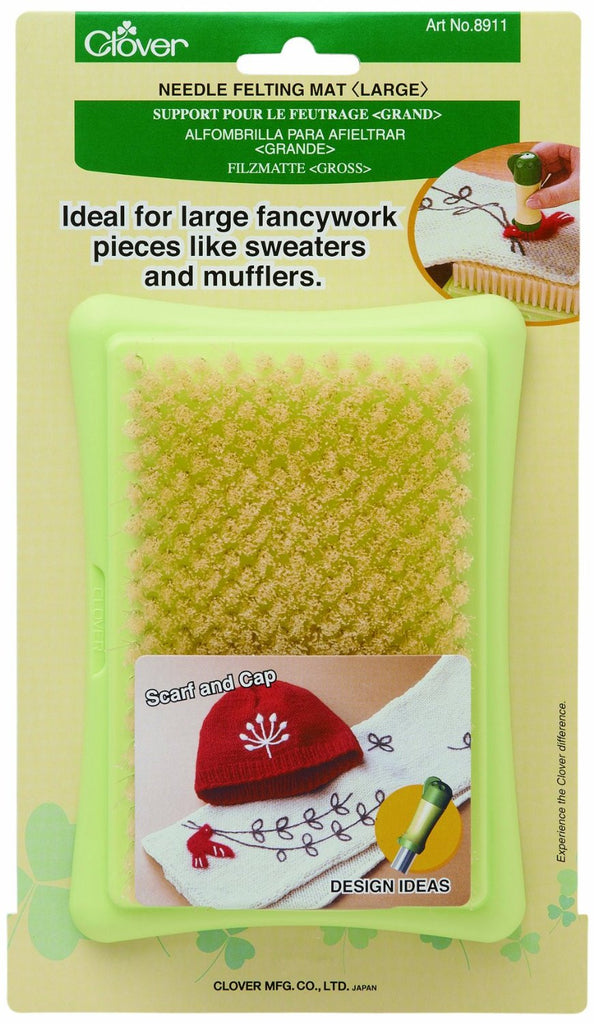 Clover Needle Felting Mat Art No. 8911 (Large)