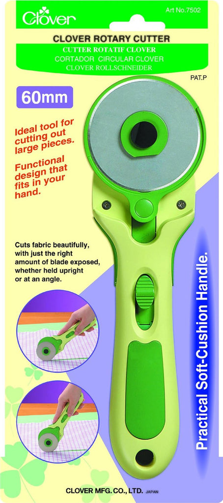 Clover Rotary Cutter Art No. 7502