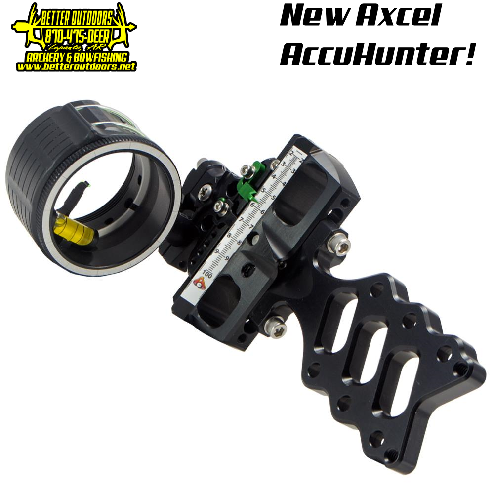 Product Spotlight: Axcel AccuHunter