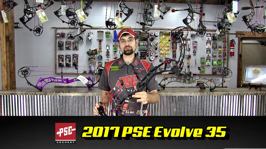 NEW VIDEO RELEASE: 2017 PSE Evolve 35 Review