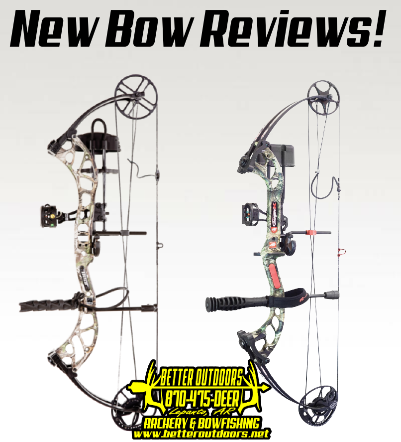 New Bear Wild and PSE Stinger X Reviews!