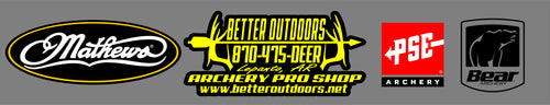 Better Outdoors Pro Shop