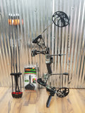 Mission Radik Black and Realtree Original Level 1 Package