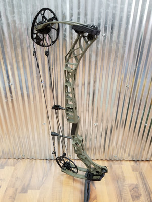 Mathews VXR31.5 Custom Colors Bare Bow