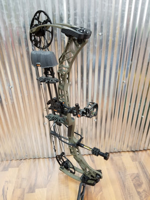 Mathews VXR31.5 Custom Colors Level 3 Package