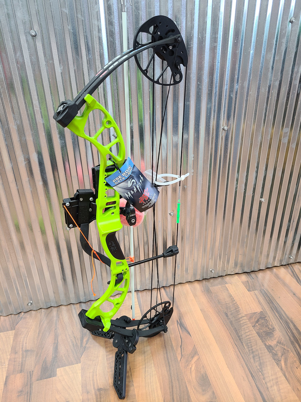 PSE D3 Bowfishing Bow AMS Package