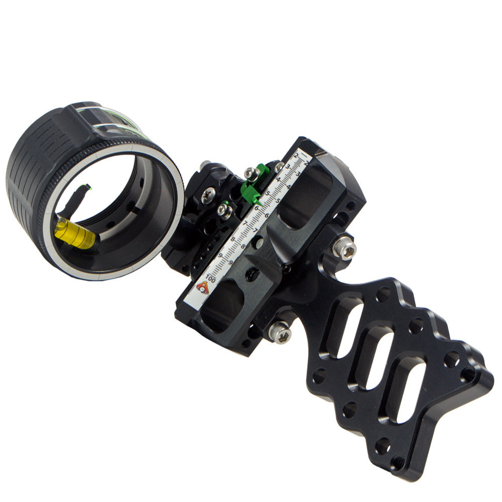 Axcel AccuHunter Plus Slider Sight (.10 Green Pin)