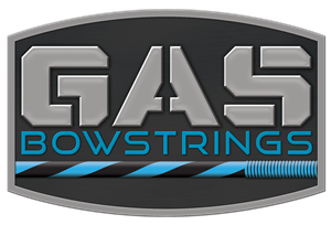 In Store GAS High Octane Custom Colors String Set with Stage 2 Hunting/Target Bow Tune