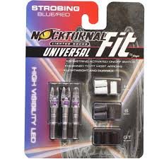 Nockturnal FIT Strobing Lighted Nock