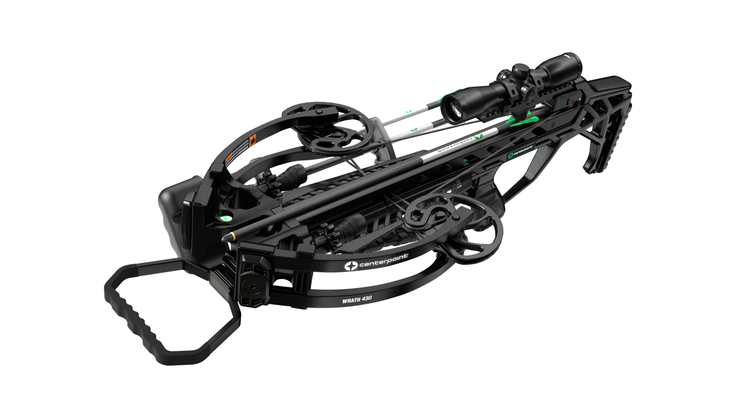 Centerpoint Wrath™ 430 Crossbow - Better Outdoors Pro Shop