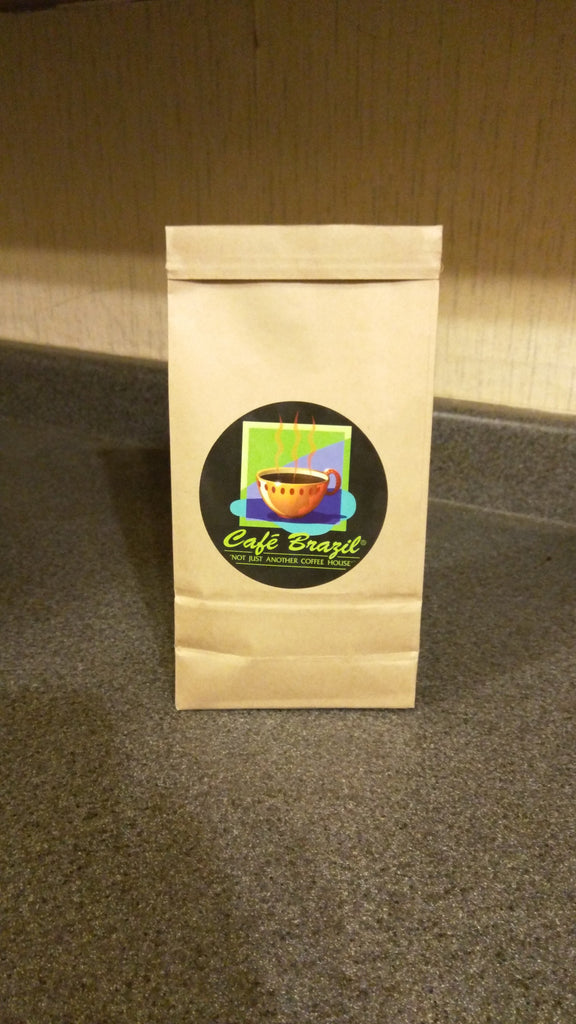 Cafe Brazil Organic Columbian Estate