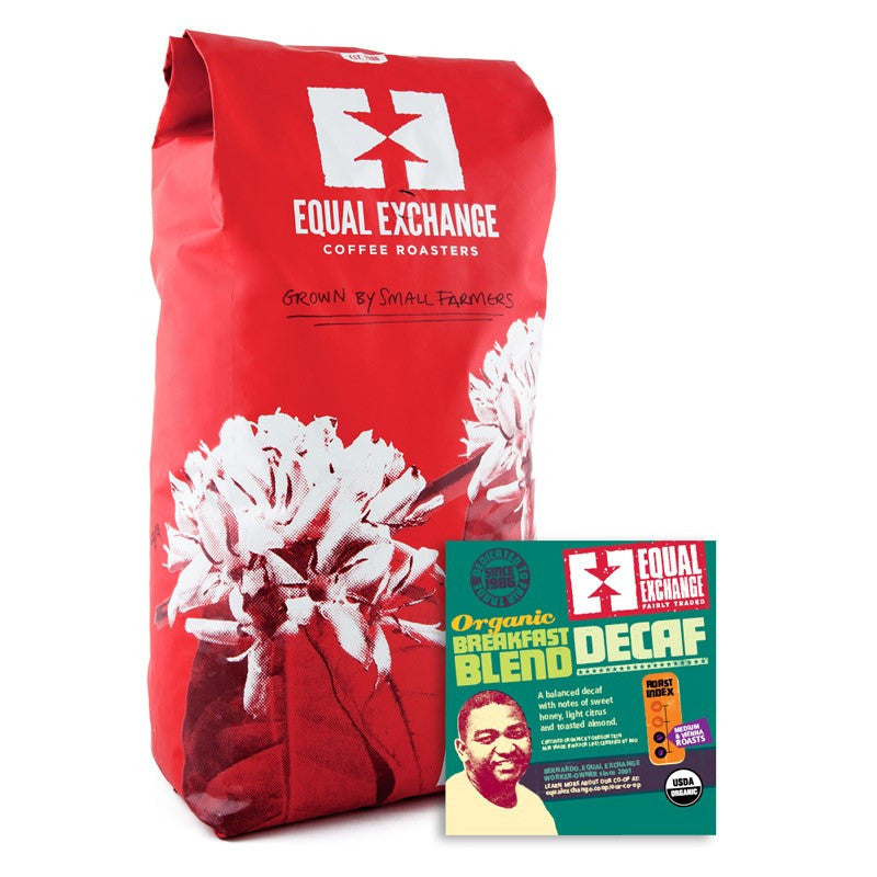 Equal Exchange Organic Breakfast Blend Decaf