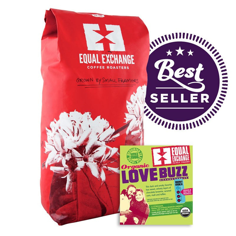 Equal Exchange Organic Love Buzz